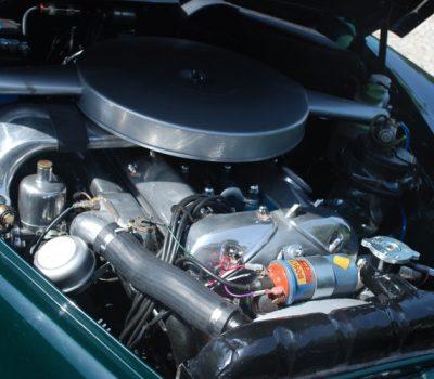 Jaguar MKII 3.8 1960 Detalhe Motor