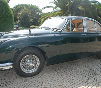 Jaguar MKII 3.8 1960 Lateral