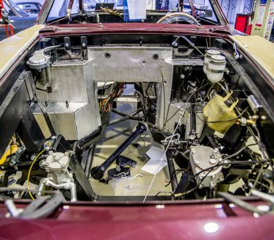 Maserati Sebring Serie II 1966 Bordeaux Motor