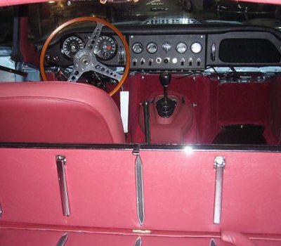Jaguar E-Type 4.2 S1 Interior