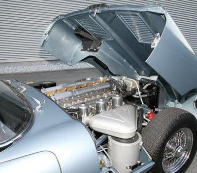 Jaguar E-Type 4.2 S1 Motor