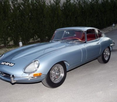 Jaguar E-Type 4.2 S1