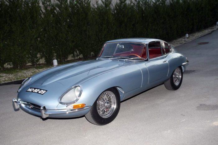 Jaguar E-Type 4.2 S1