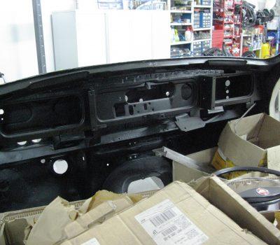 Jaguar MKI 1956 Pearl Grey Interior
