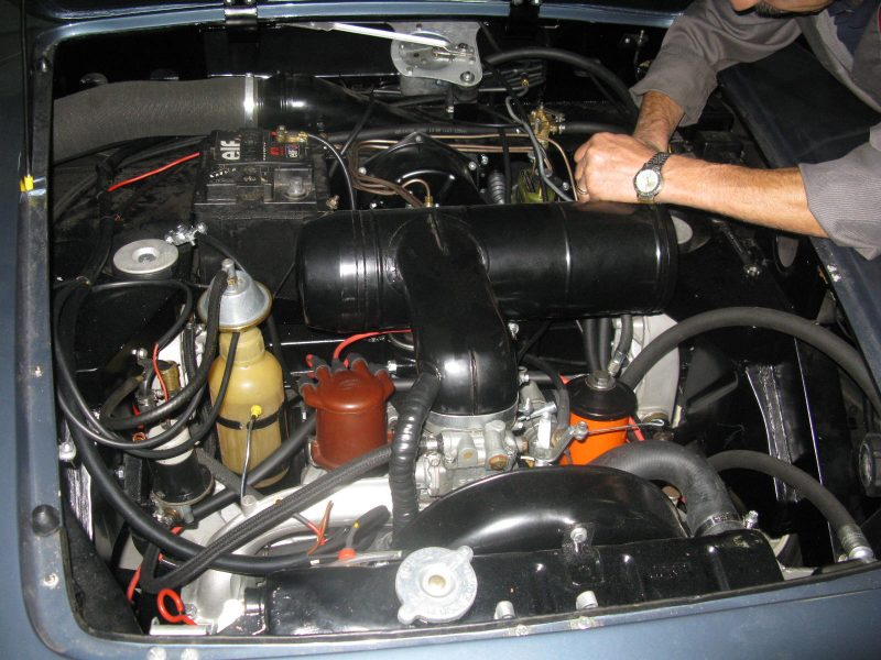 Lancia Flavia Vignale 1963 Silver Grey Motor