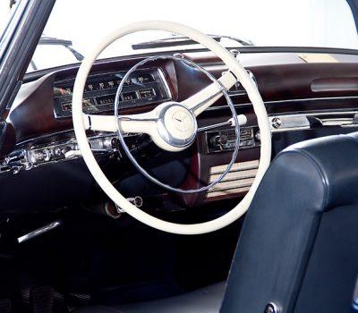 Mercedes-Benz 220S 1957 Interior