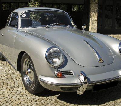 Porsche 356B 1963 Front