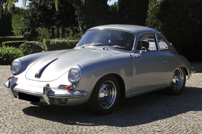 Porsche 356B 1963 Left Side