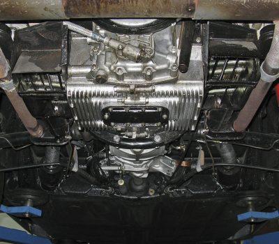 Porsche 356B 1963 Mechanics