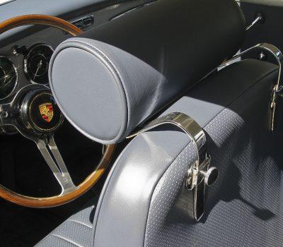 Porsche 356B 1963 Seats
