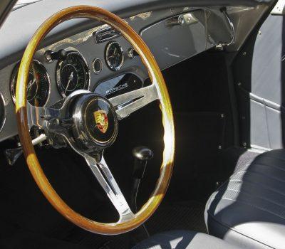 Porsche 356B 1963 Steering Wheel