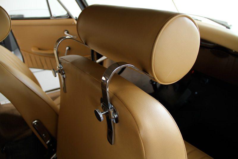 Porsche 356C 1964 Cabrio Seats