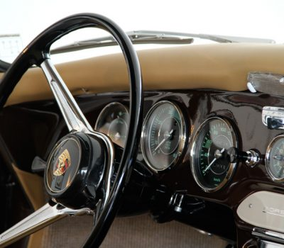 Porsche 356C 1964 Cabrio Steering Wheels