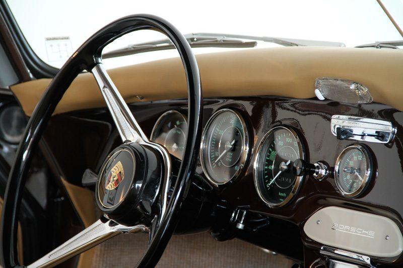 Porsche 356C 1964 Cabrio Steering Wheels