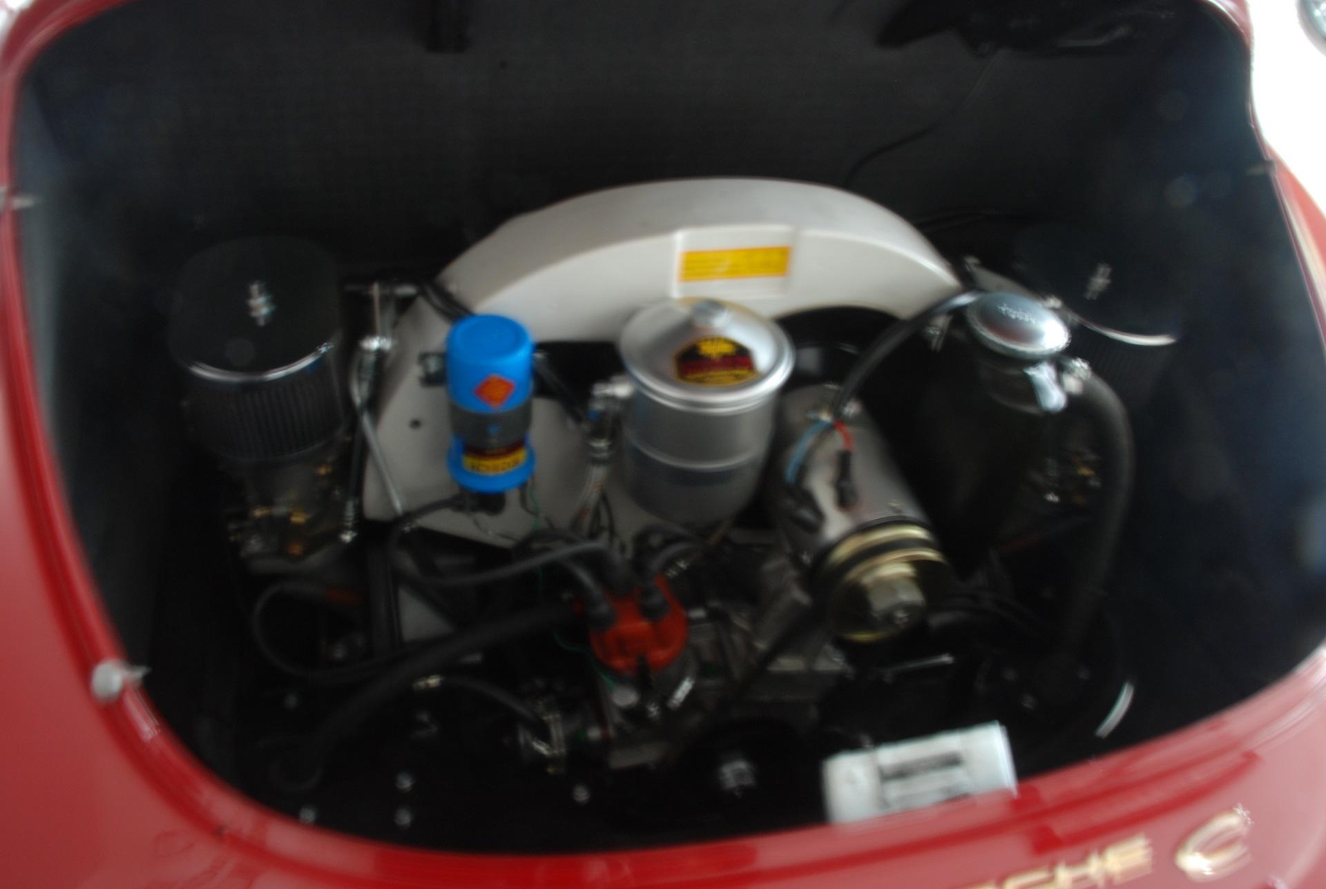 Porsche 356c 1964 Signal Red Vintage Cars Boutique