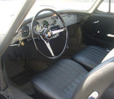 Porsche 356C 1964 Sunroof Inside