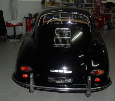 Porsche 365A T2 1958 Traseira