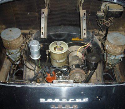 Porsche 365A T2 1958 Motor