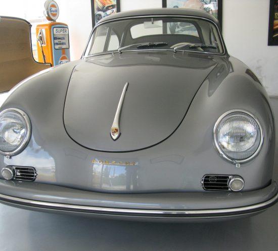 Porsche 365A T2 1959 Front