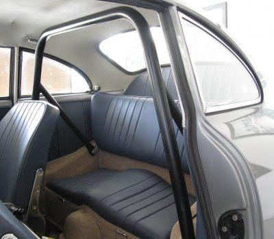 Porsche 365A T2 1959 Back Seats