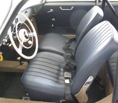 Porsche 365A T2 1959 Interior Seats