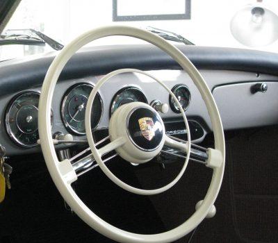 Porsche 365A T2 1959 Steering Wheel