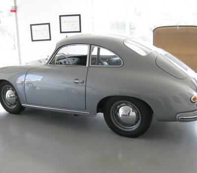 Porsche 365A T2 1959 Left Side