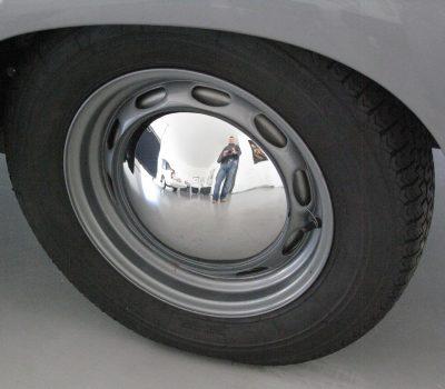 Porsche 365A T2 1959 Wheel