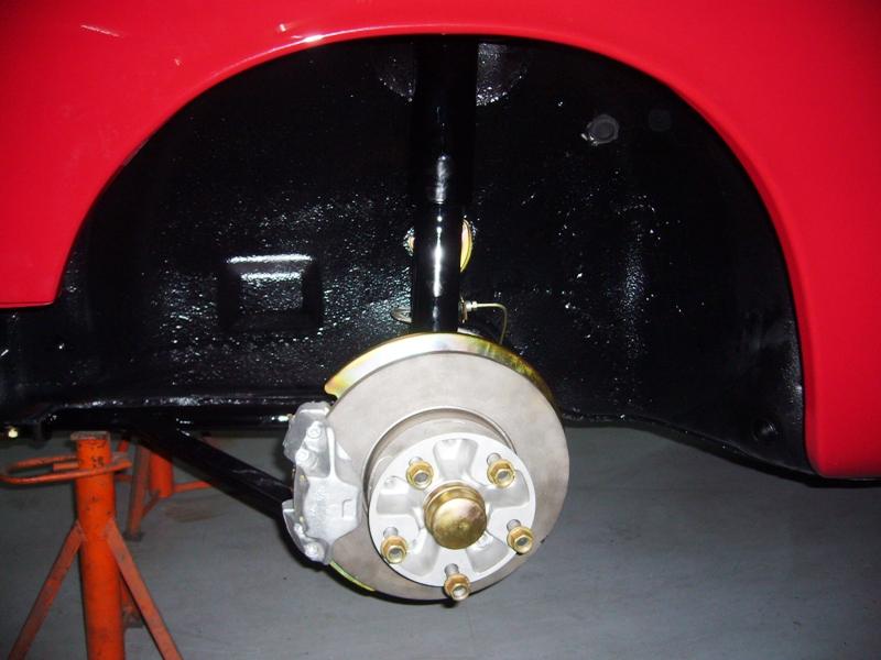 Porsche 911 Targa Soft Window 1968 Red Wheel