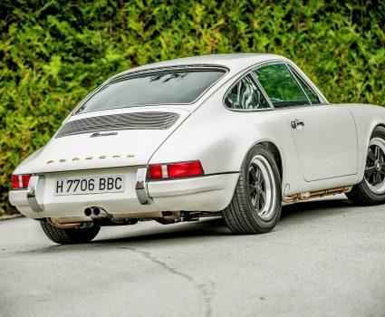 Porsche RE evolution