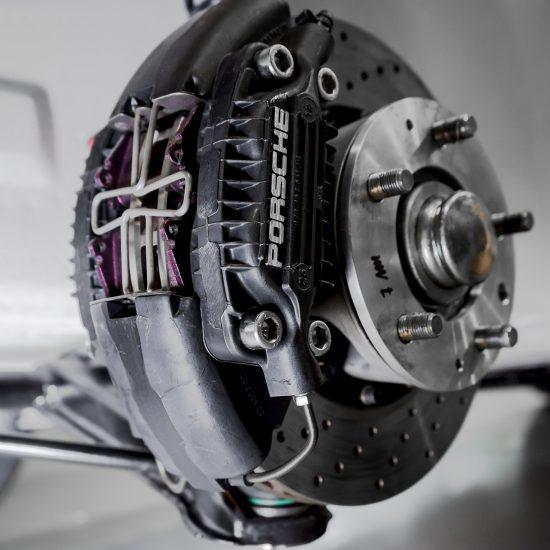 Travões Porsche 930 turbo