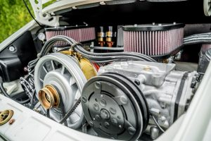 Engine 3.0L with 218 cv