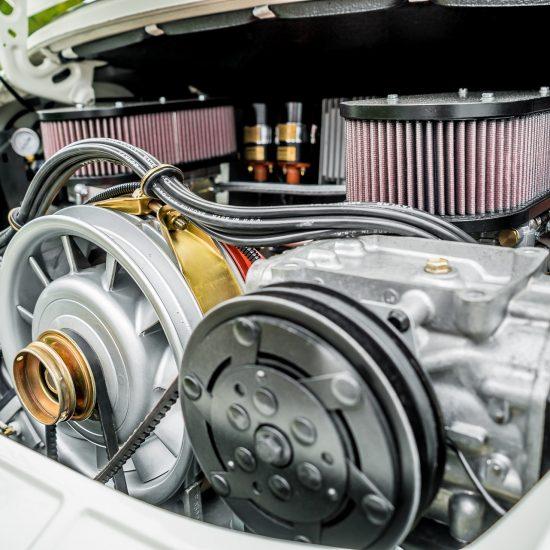 Motor de 3.0L com 218 cv