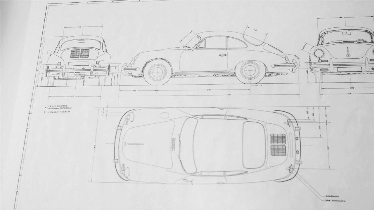 Porsche Schematics